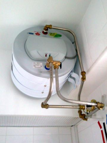 water heater, heater, storage heater